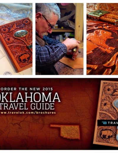 Cover for Oklahoma Travel Guide